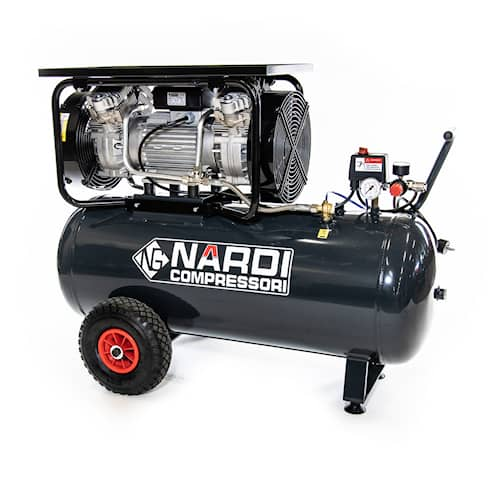 Nardi Kompressor Extreme 4 90L 2,5hk 1400 oljefri 1-fas