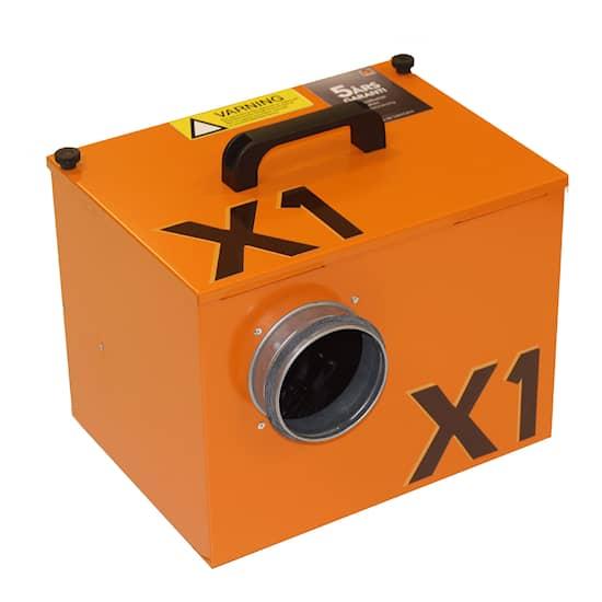 Drybox Undertrycksfläkt X1