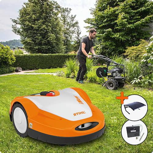 Stihl Robotgräsklippare iMow RMI 632 P Installerad & Klar
