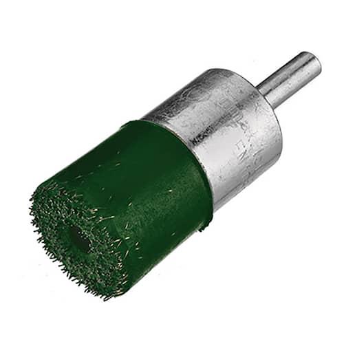 Osborn Ändborste D24/T6 0,30mm ståltråd plastinbakad