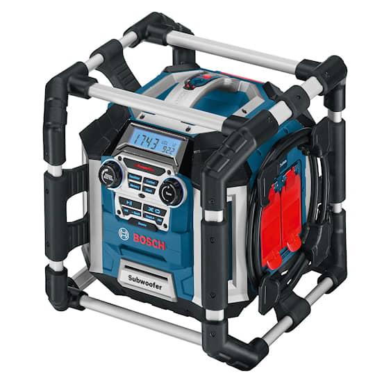 Bosch Gml 50 Uni Power Box Radioladdare