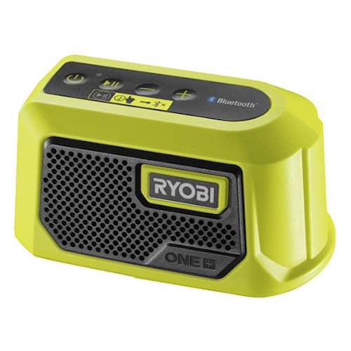 Ryobi RBTM18-0 Bluetooth högtalare mini 18V ONE+