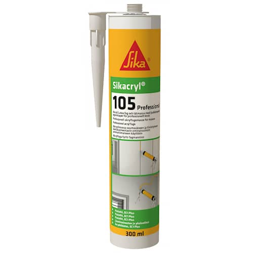 Sika Sikacryl-105 Professional 600ml