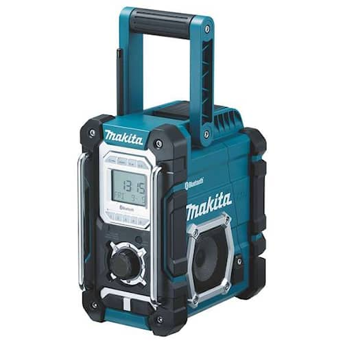 Makita Byggradio DMR108 LXT CXT Bluetooth Dab