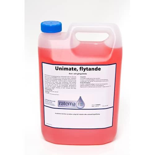 Lahega Borr & Gängvätska Unimate flytande 5 liter