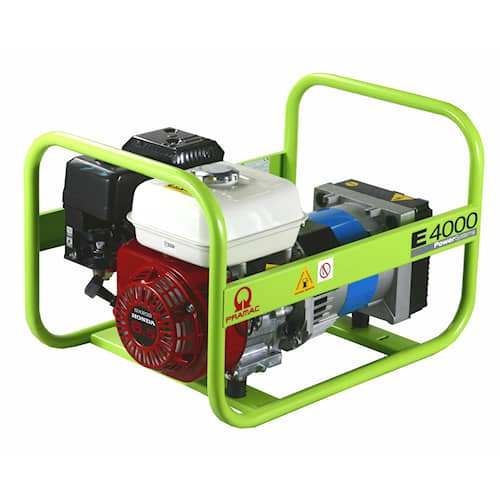 Pramac Elverk E4000 SHHPI 1-fas bensin