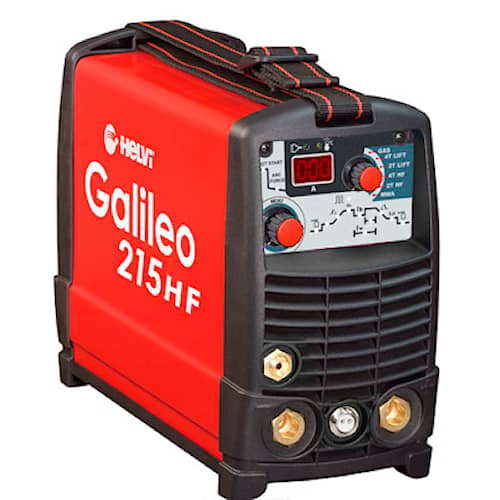 Helvi Tigsvets Galileo 215 HF