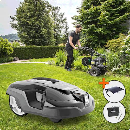Husqvarna Automower® 310 Installerad & Klar