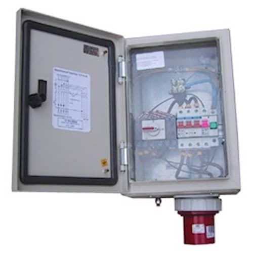 DUAB-POWER Reservkraftsomkopplare RI 16 3-fas 16A