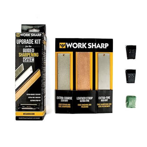 Work Sharp Uppgraderingskit till Guided Sharpening System