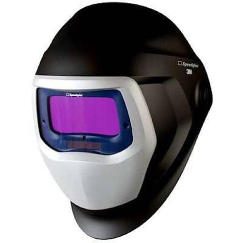 3M Speedglas 9100 svetshjälm med svetsglas 9100X utan sidofönster, 501115