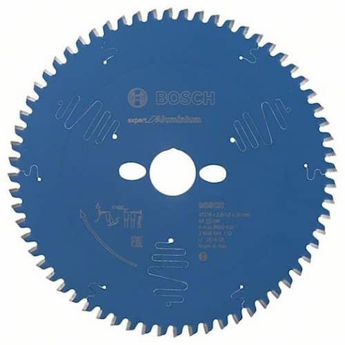 Bosch Sågklinga Expert Aluminium 216x2,6x30mm 64T