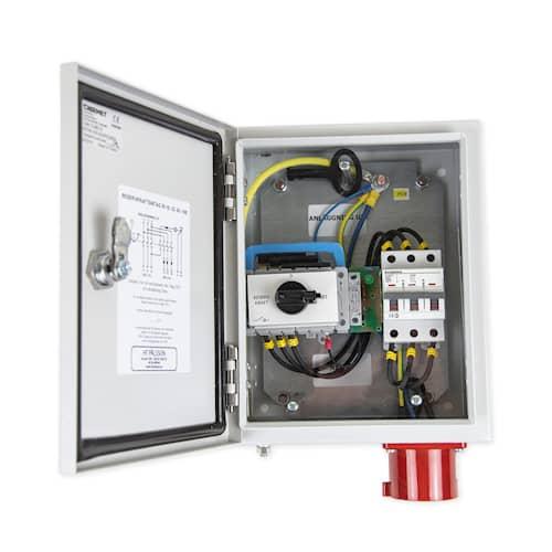 DUAB-POWER Reservkraftsomkopplare RI 32 3-fas 32A