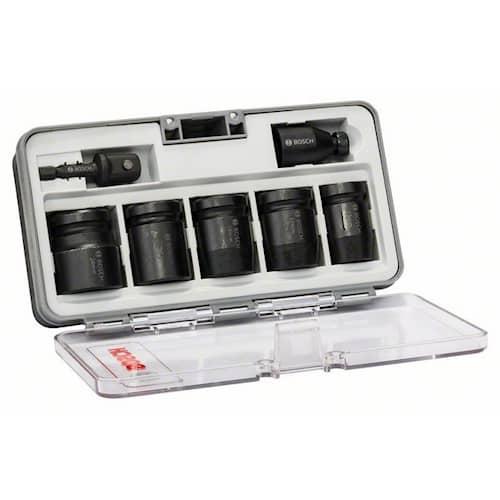 """Bosch Hylssatss 1/2"""" 13-24mm Impact 7-pack"""