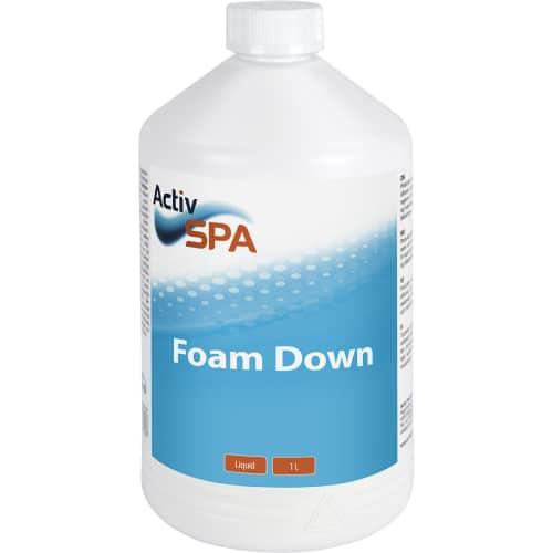 Activ Pool Spa Foam Down 1 liter