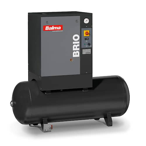 Balma Skruvkompressor BRIO 7.5 10 bar 270 l