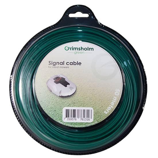 Signalkabel Premium (kopparkärna), 50m