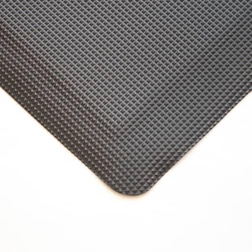 GBP Arbetsplatsmatta Ergo Weld 0,91x1,50m svart