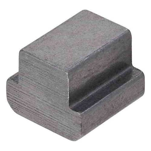 AMF T-spårmutter ämne DIN 508R 12
