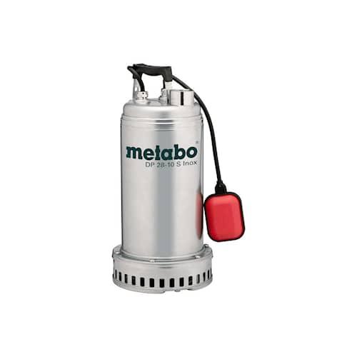 Metabo DP 28-10 S Inox Dräneringspump