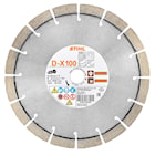 Stihl Diamantkapskiva D-G80 Ø 350 mm/14''