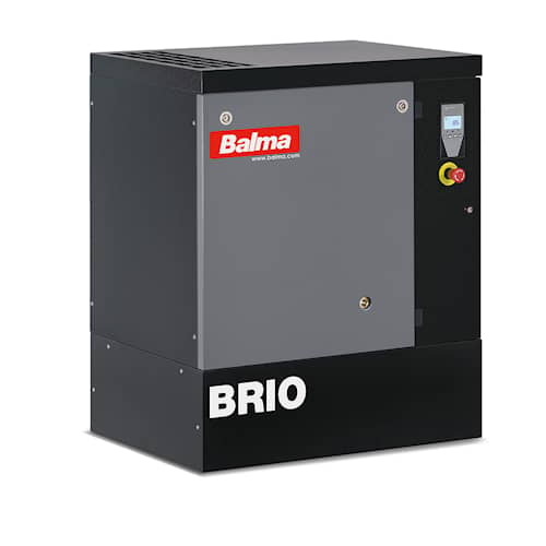 Balma Skruvkompressor BRIO 11 10 bar