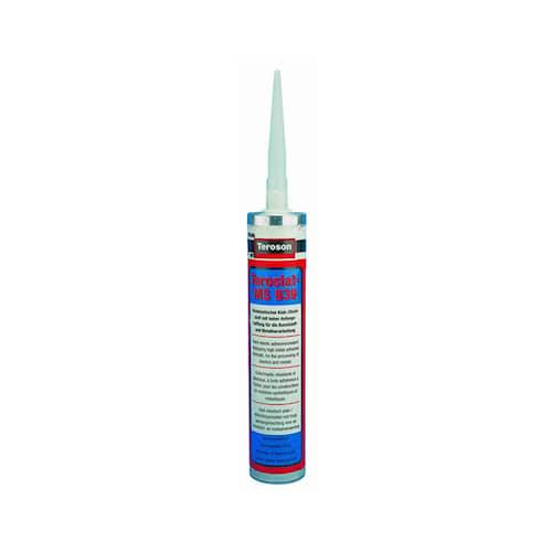 Teroson Elastiskt Lim/Tätning MS 939 Teroson Svart 290 ml