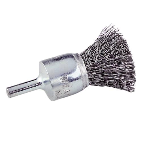 Dronco Stålborste pensel för borrmaskin PBW6 25x6x0.3