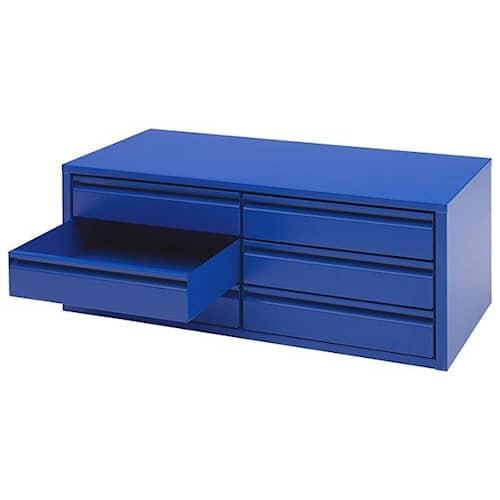 GBP Lådfack till verkstadsskåp 970x450x360, blå