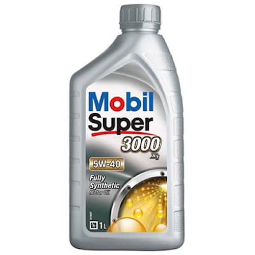 Mobil Motorolja syntetisk MOBIL SUPER 3000 1 l