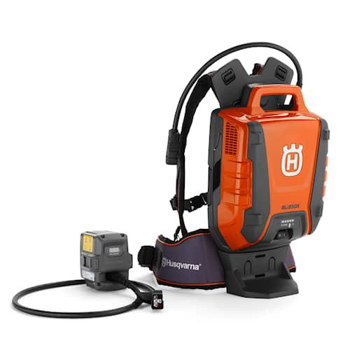 Husqvarna Batteri BLi 550X, ryggburet batteri, 36V, 15,6 Ah