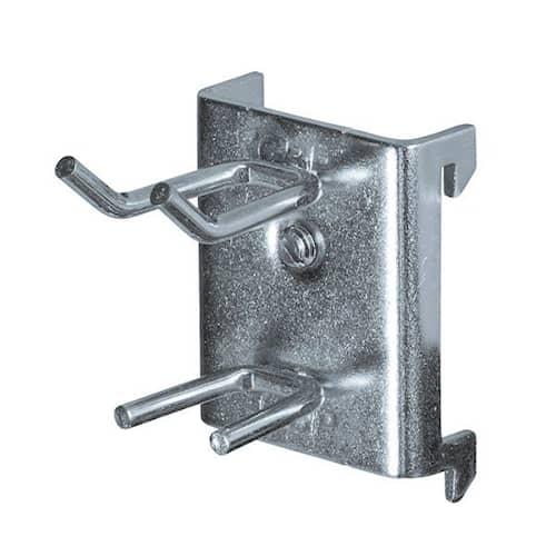 GBP Krok lednyckel Ø3mm L28mm öppning 10/9mm 5-pack
