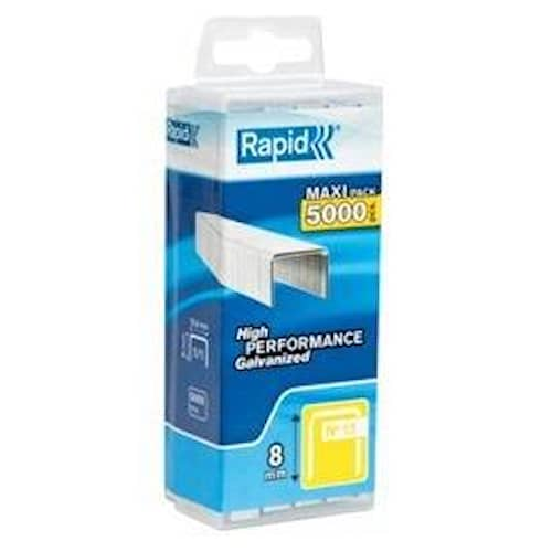 Rapid Häftklammer 13/10mm 5000-pack