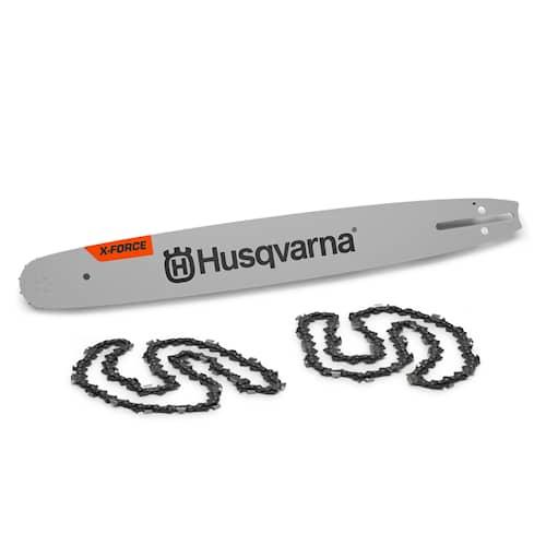 "Husqvarna Svärd & kedjepaket Kit 13"" H25 kedja & X-Force svärd"