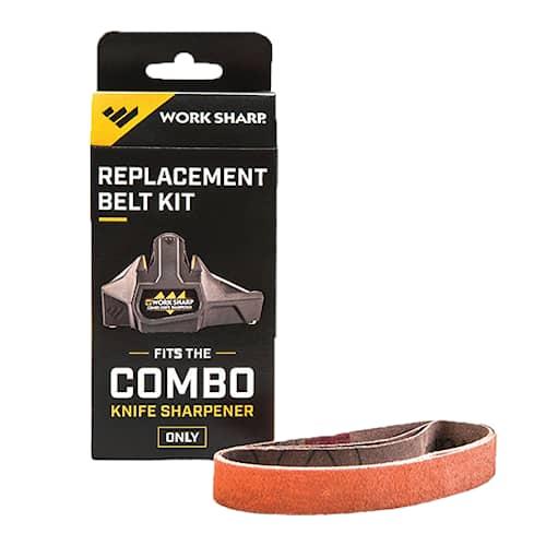 Work Sharp Slipband Combo Knife Sharpner 3-pack