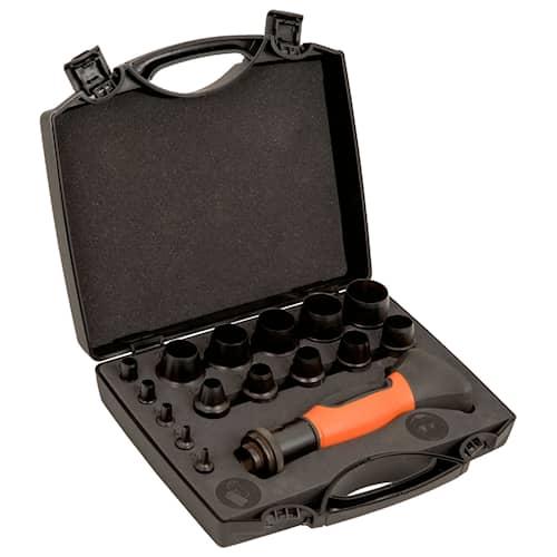 Bahco Håltagare B400 i sats 3-30 mm 17 delar