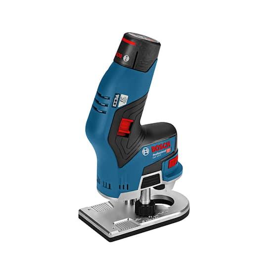 Bosch Gkf 12V-8 2X3,0Ah L-Boxx Kantfrås