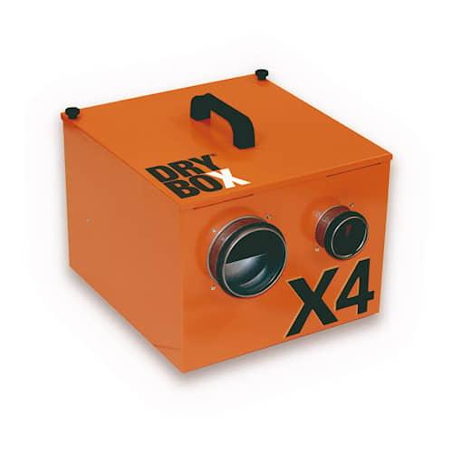 Drybox Krypgrundsavfuktare X4