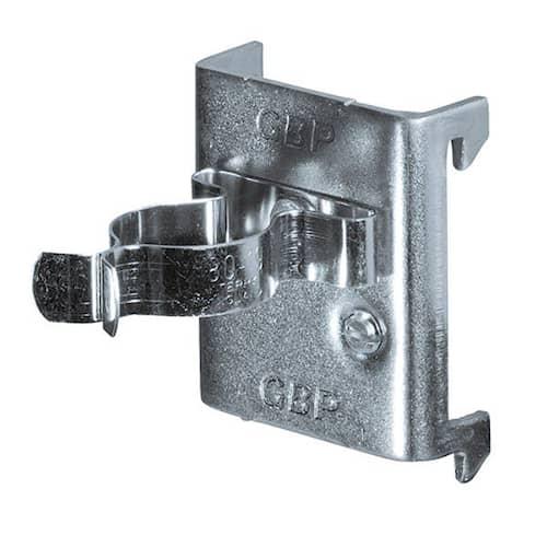 GBP Krok fjäderklämma Ø18mm 5-pack