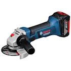 Bosch Vinkelslip GWS 18-125 V-LI utan batteri & laddare i kartong