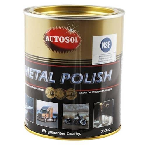Autosol Autosol metal polish 750 ml burk