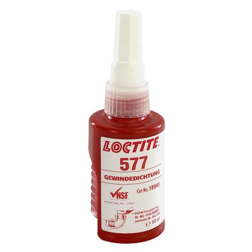 Loctite Gängtätning 577 50 ml Bälgflaska