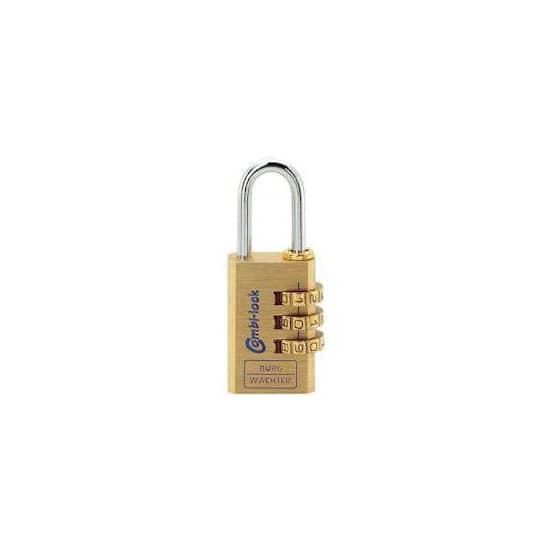 Burg Wächter Kombinationshänglås Combi Lock 80 30mm
