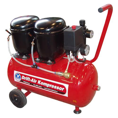 Drift-Air Kompressor R 24 Silent tystgående 1-fas