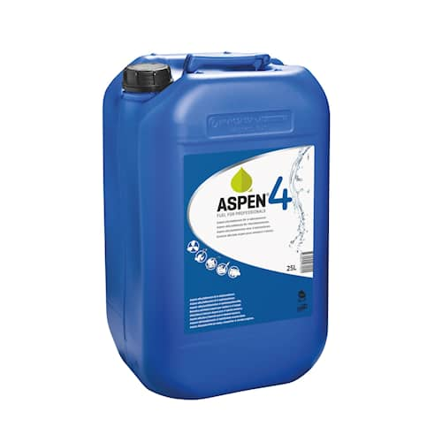 Aspen Alkylatbensin Aspen 2 2-takt 25 liter 12st