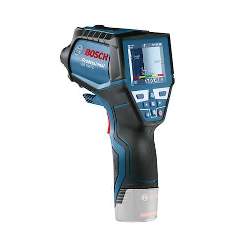 Bosch IR- termometer GIS 1000 C utan batteri & laddare med tillbehörsset