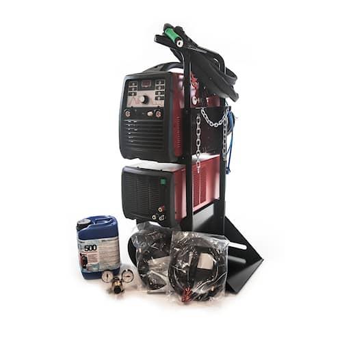 Helvi Tigsvets Compact 220 AC/DC vattenkylning & Vagn