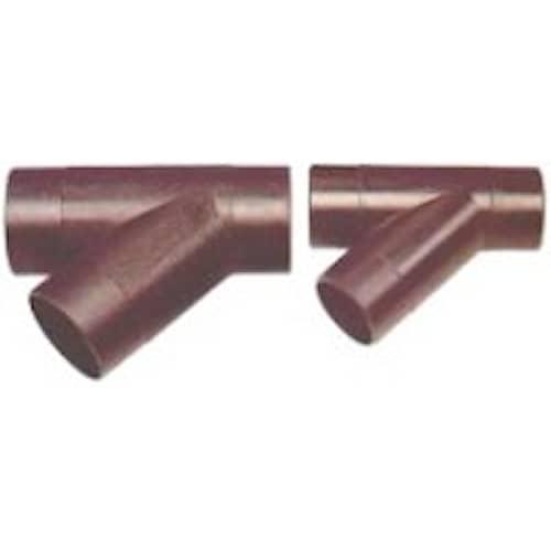 Duab Y-rör för spånsug 100 mm