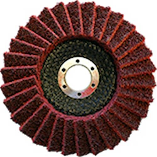 Norton Grovpoleringsrondell Rapid Prep 125x22,2