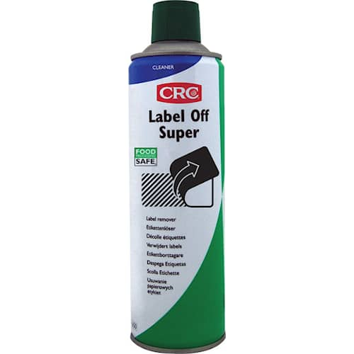 CRC Etikettborttagare Label Off Spray 250ml